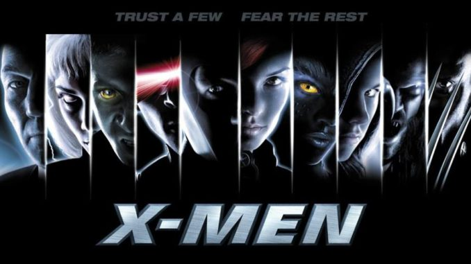 X-Men Movie 2000