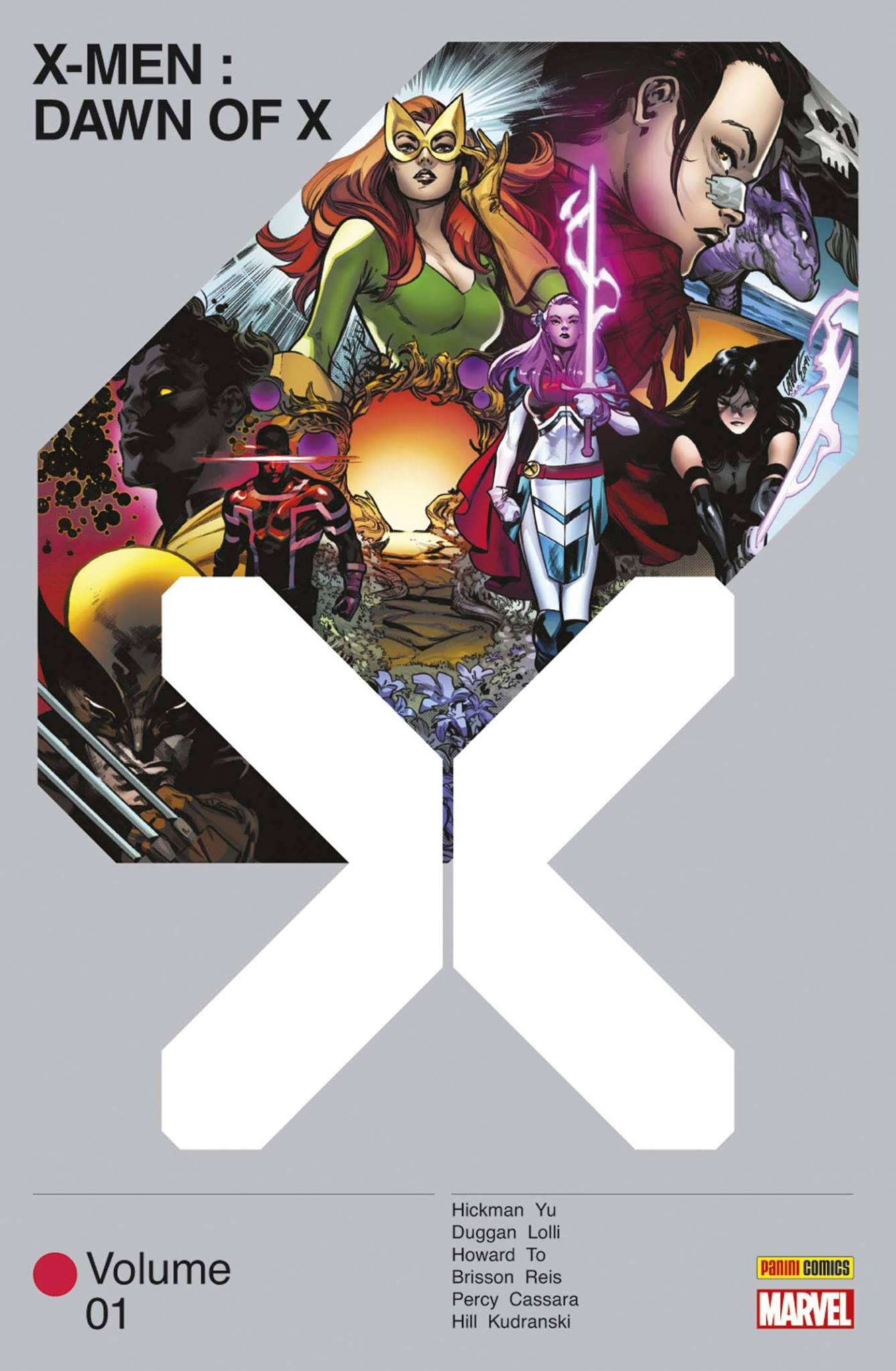X-MEN DAWN OF X 1