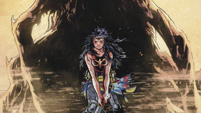 Wonder Woman Dead Earth #1