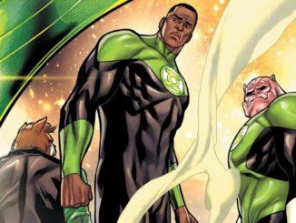 Future State Green Lantern #1