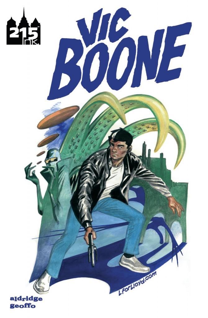 Vic Boone #1
