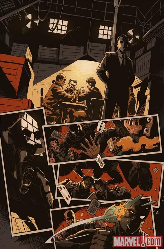 Panthère Noire : L'homme sans peur