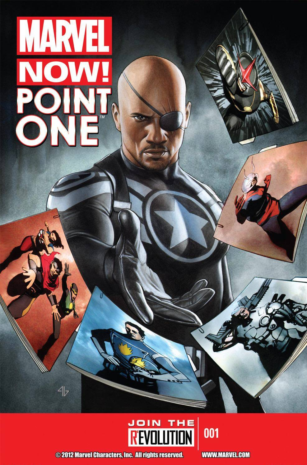 Marvel Now Point One