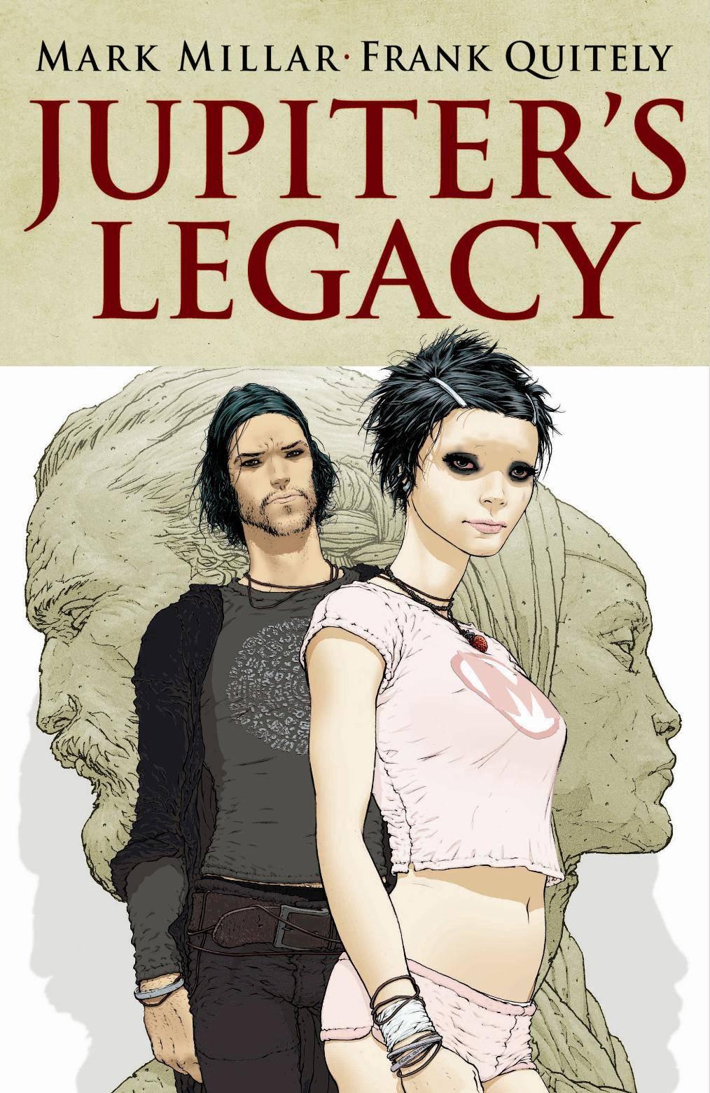 "Jupiter""s Legacy 1"
