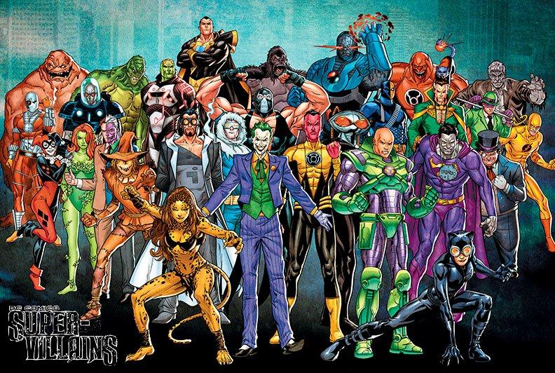 DC Villains