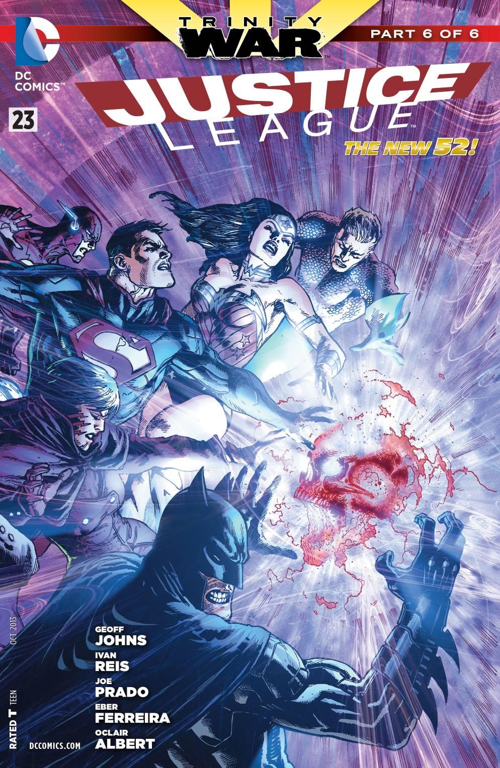 Justice League 23