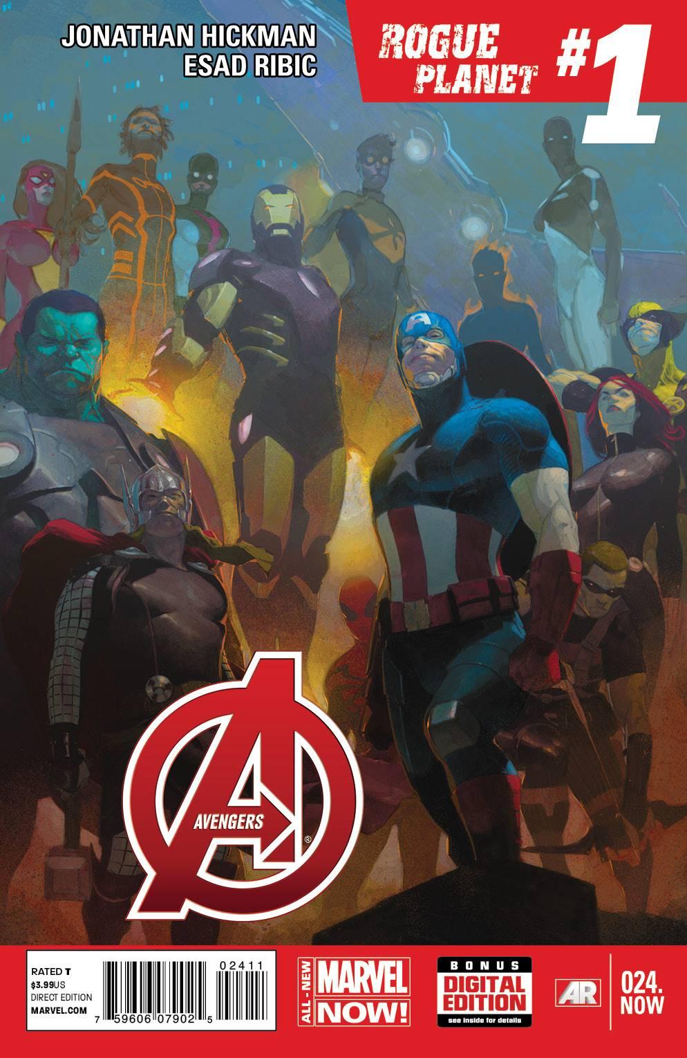 Avengers 24.NOW