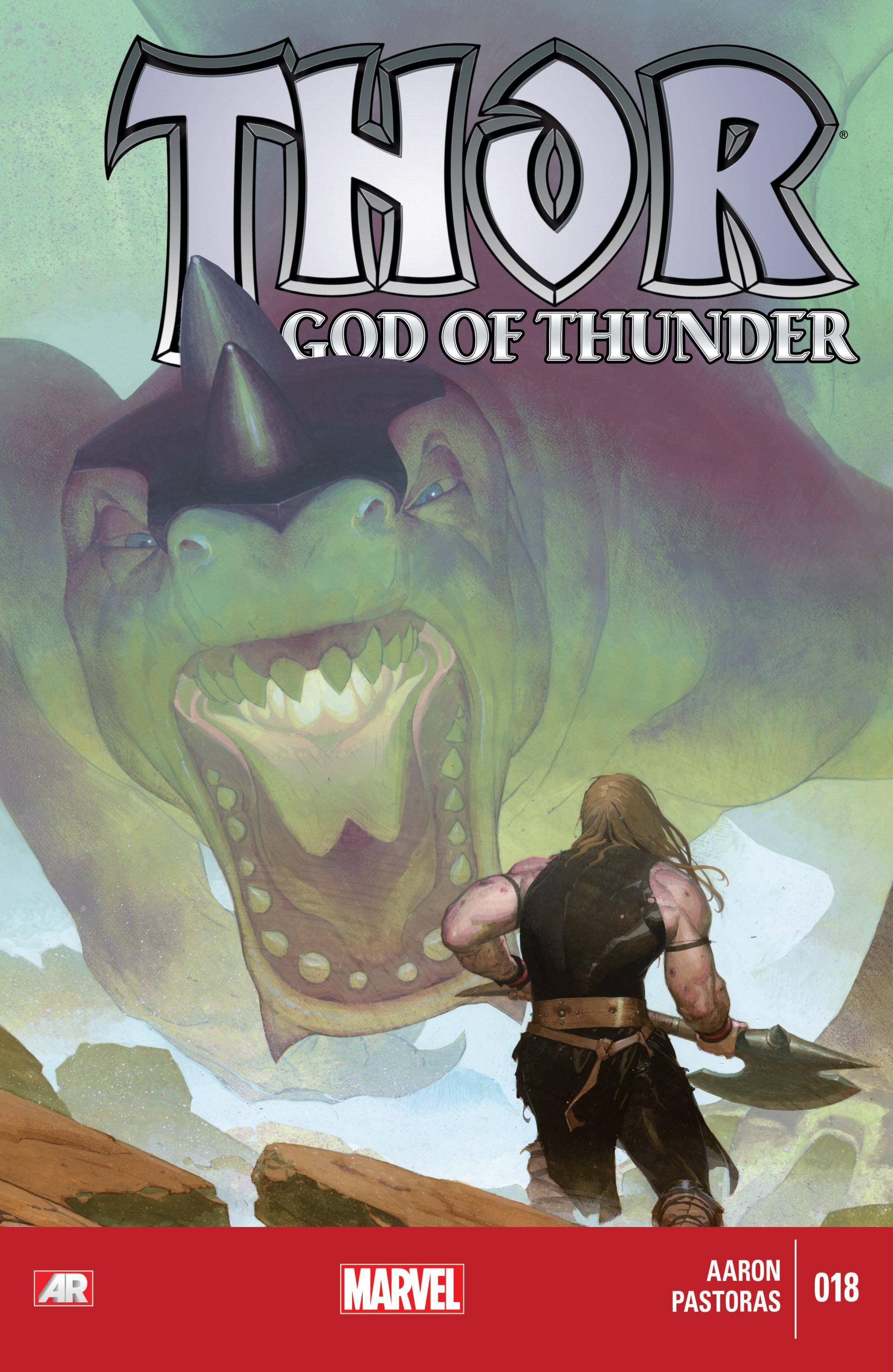 Thor – God of Thunder 018