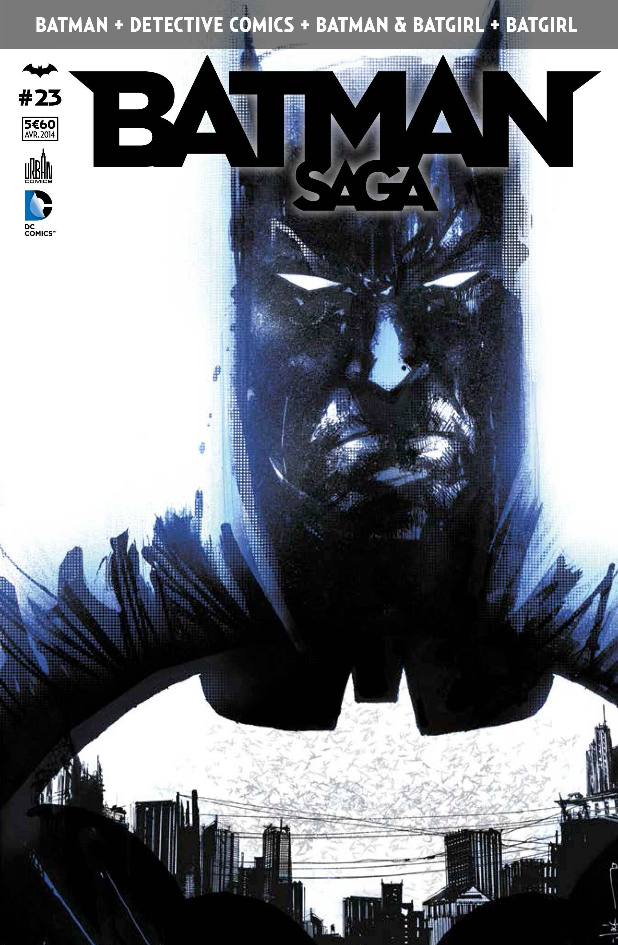 Batman Saga 23