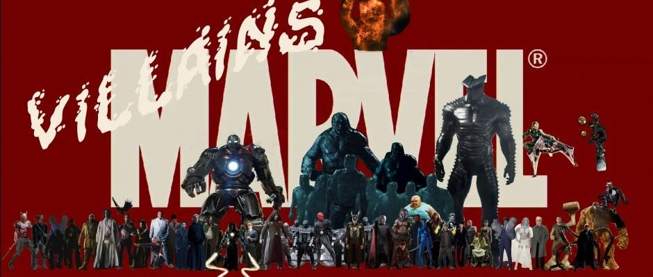 Marvel Villians