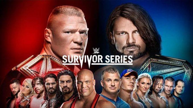 Survivor Series 2017