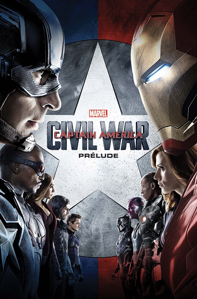 MARVEL CINEMATIC UNIVERSE CAPTAIN AMERICA CIVIL WAR