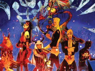 New Mutants War Children