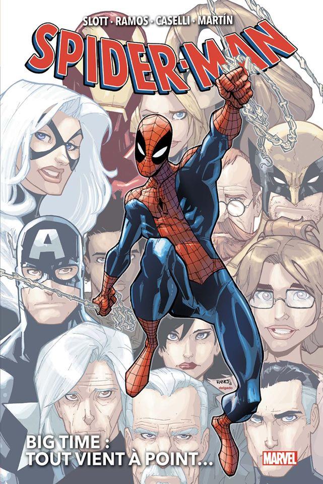 SPIDER-MAN BIG TIME T01