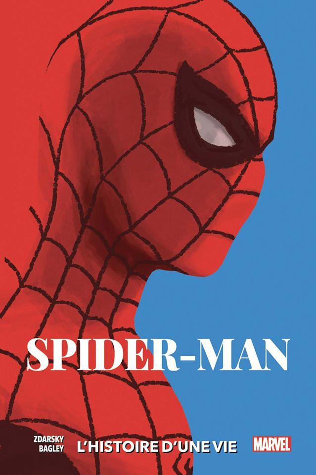 SPIDER-MAN LIFE STORY