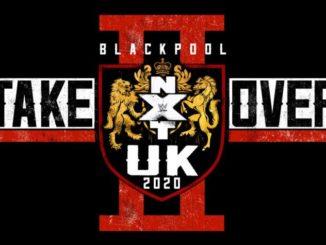 NXT UK Blackpool 2