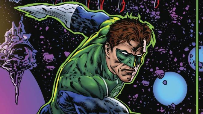 Green Lantern Season Two #1