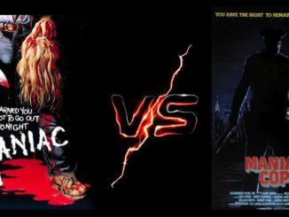 Maniac vs Maniac Cop