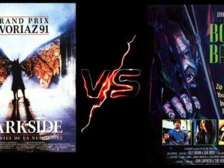 Darkside vs Body Bags