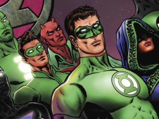 The Green Lantern #10