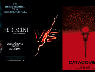 The Descent vs Catacombes