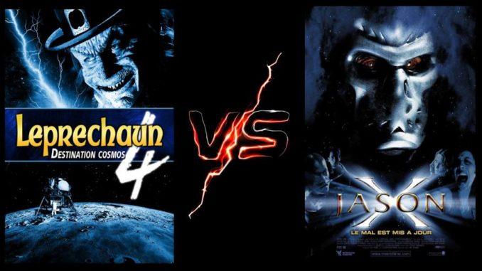 Leprechaun vs Jason