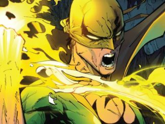Iron Fist Heart of the Dragon 1