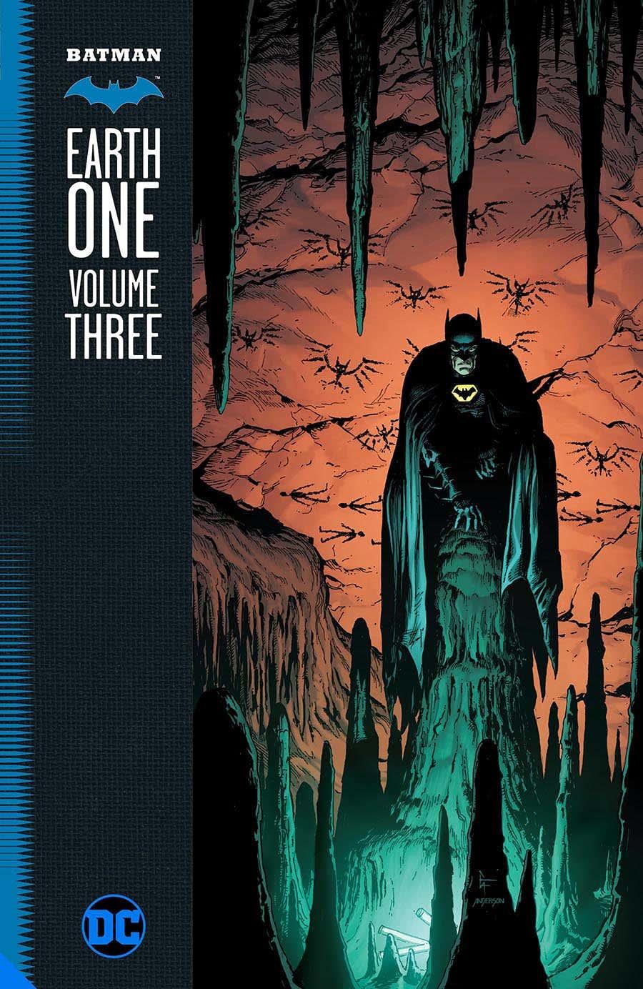 Batman Earth One Vol. 03 HC