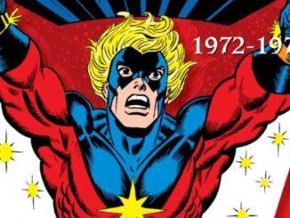 Captain Marvel 72-74